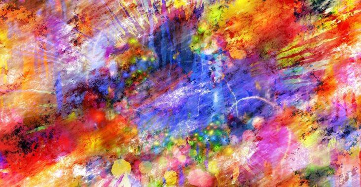 Abstrakt konst - något att tala om